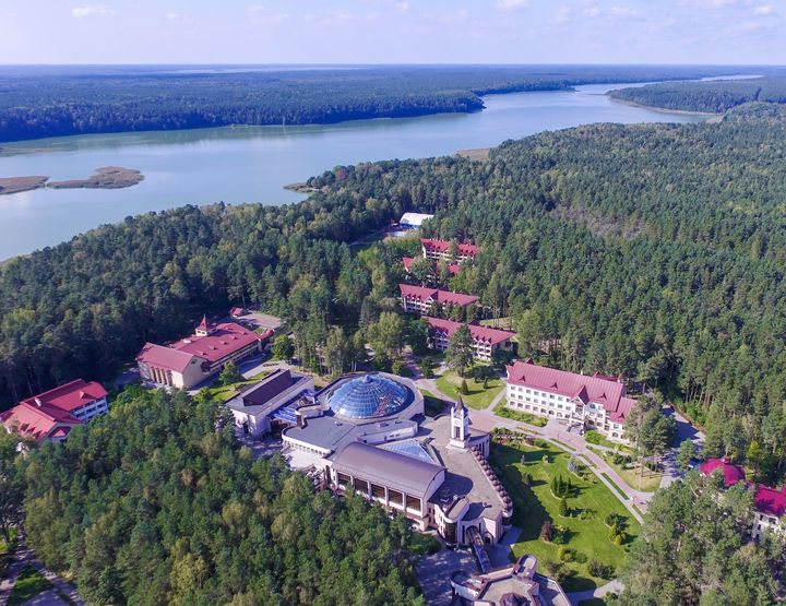 "Medical and health resort ""Ozerny"" in Belarus"