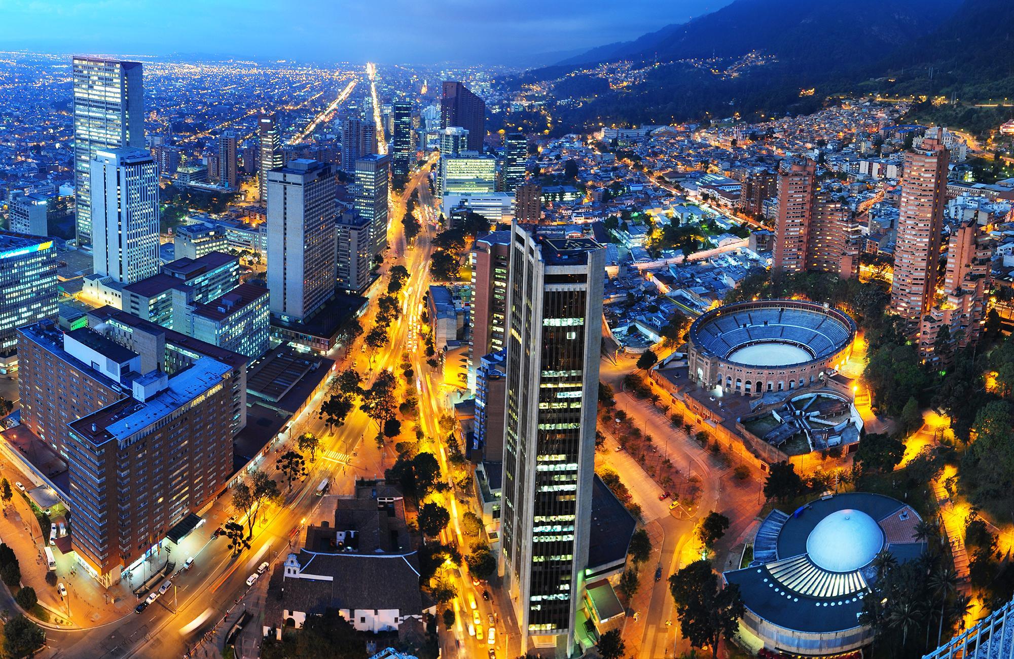 Столица колумбии фото его разу