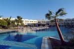 Бассейн в Sharm El Sheikh Marriott Resort или поблизости