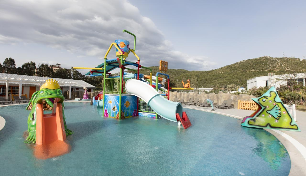 Детская игровая зона в Palm Wings Ephesus Beach Resort - Ultra All Inclusive