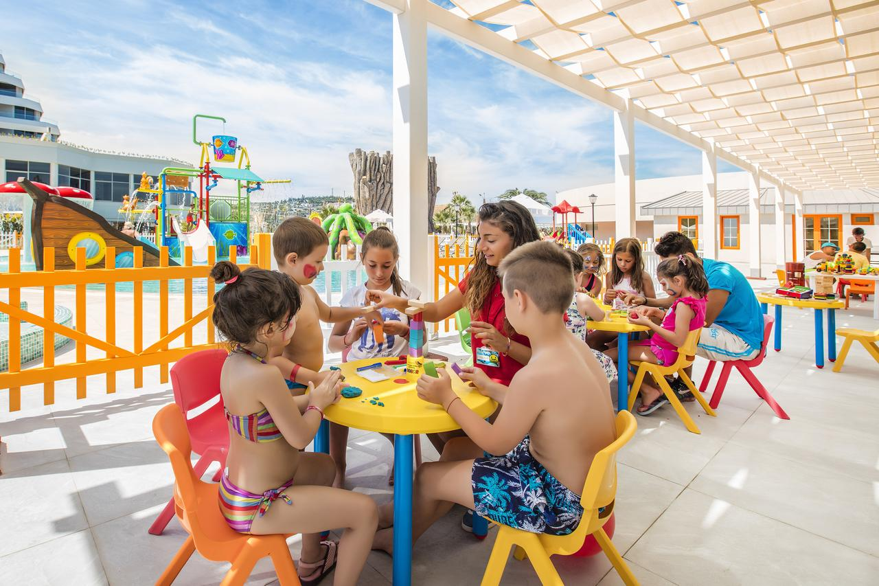 Детский клуб в Palm Wings Ephesus Beach Resort - Ultra All Inclusive
