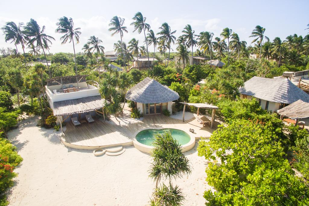 Zanzibar White Sand Luxury Villas & Spa - Relais & Chateaux с высоты птичьего полета