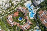 "Occidental Punta Cana - All Inclusive Resort - Barcelo Hotel Group ""Newly Renovated"" с высоты птичьего полета"