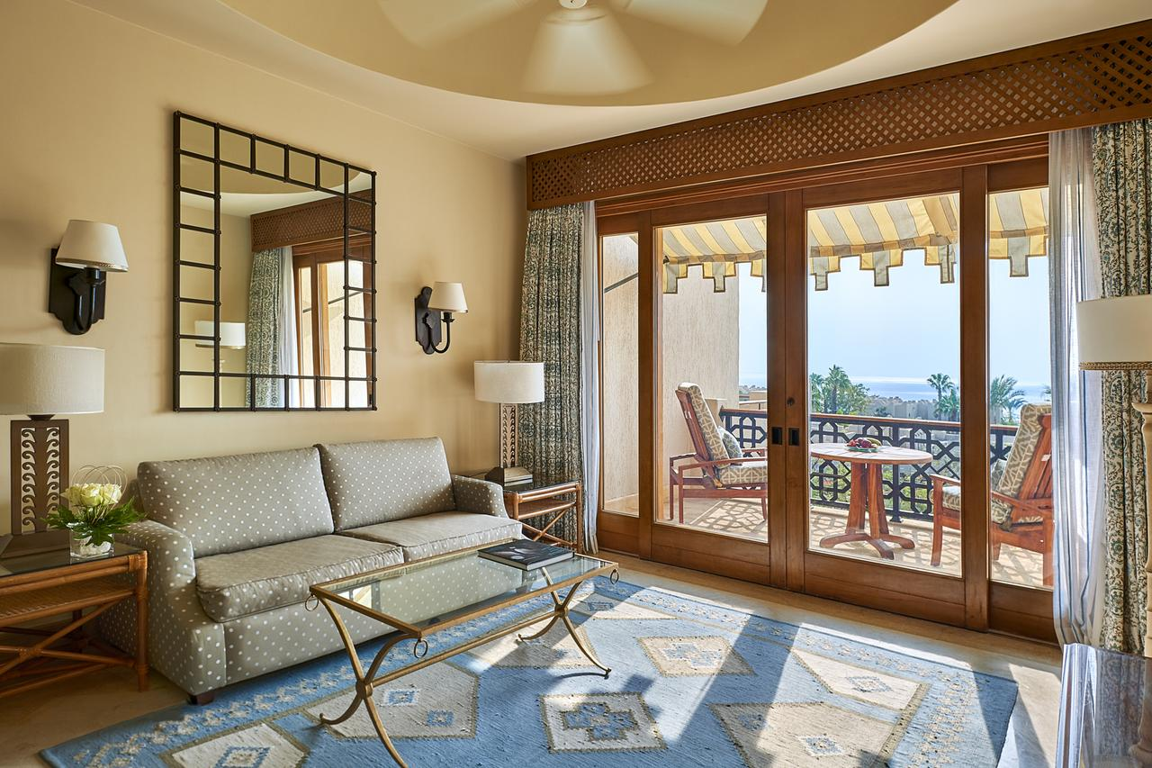 Гостиная зона в Four Seasons Resort Sharm El Sheikh
